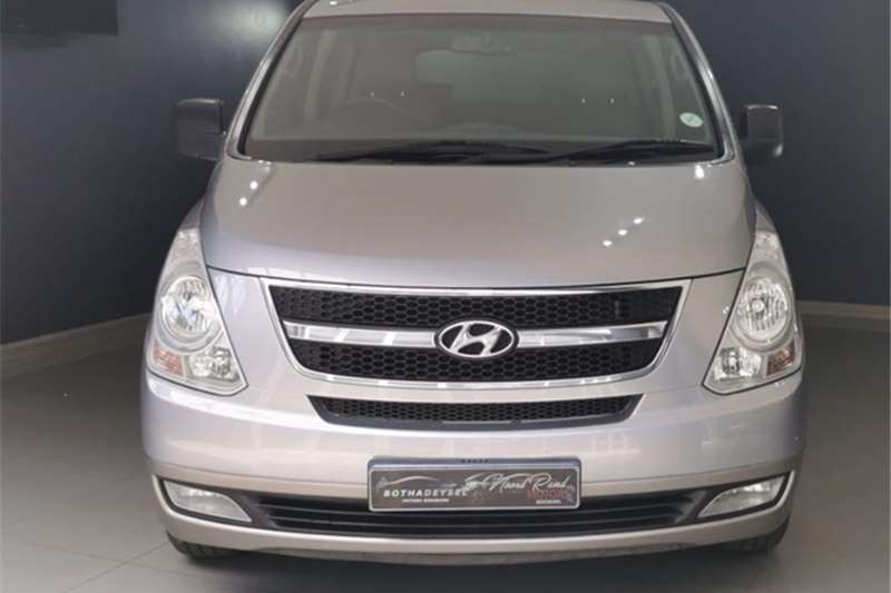 Used 2013 Hyundai H1 H 1 2.5CRDi wagon GLS