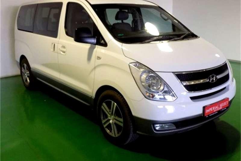 Hyundai H1 H 1 2.5CRDi wagon GLS 2014