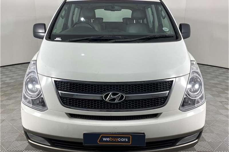 Used 2014 Hyundai H1 H 1 2.5CRDi wagon GLS