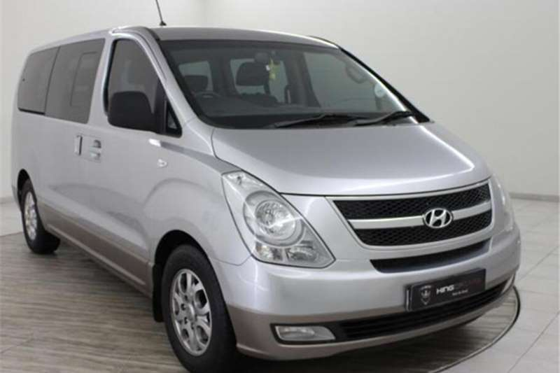 Hyundai H1 H 1 2.5CRDi wagon GLS 2015
