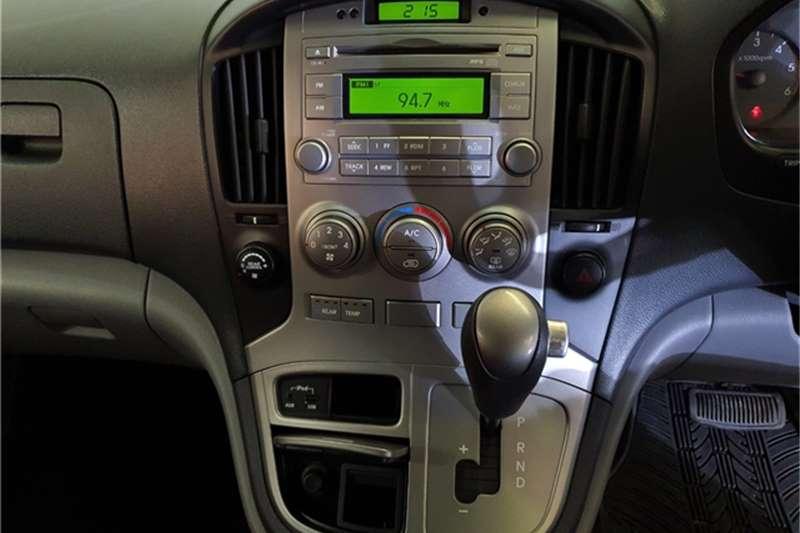Used 2015 Hyundai H1 H 1 2.5CRDi wagon GLS