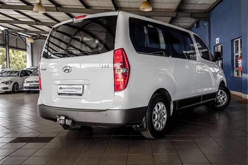 Hyundai H1 H 1 2.5CRDi wagon GLS 2016