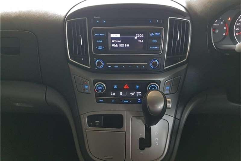 Used 2016 Hyundai H1 H 1 2.5CRDi wagon GLS