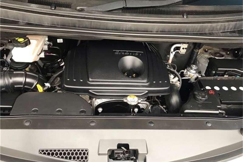 Hyundai H1 H 1 2.5CRDi wagon GLS 2017
