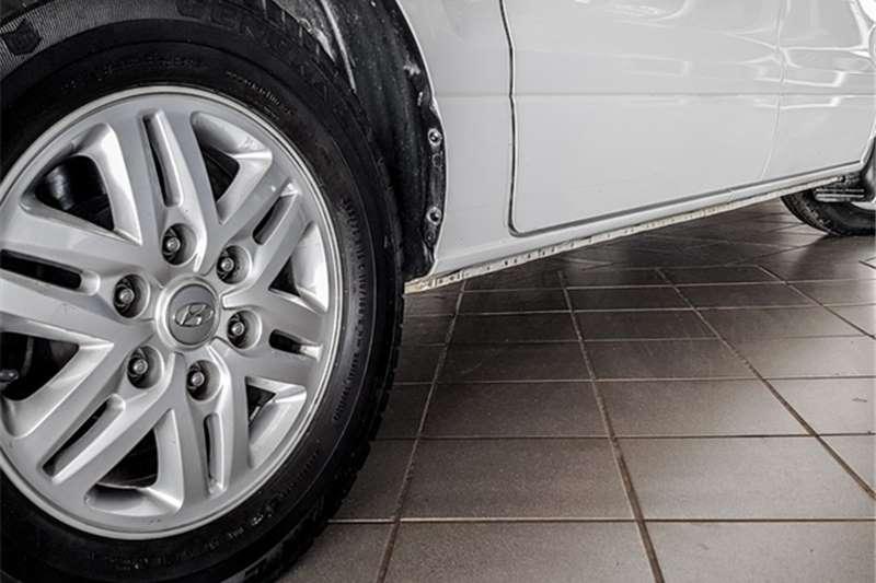 Used 2017 Hyundai H1 H 1 2.5CRDi wagon GLS