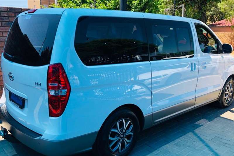 Hyundai H1 H 1 2.5CRDi wagon GLS 2018