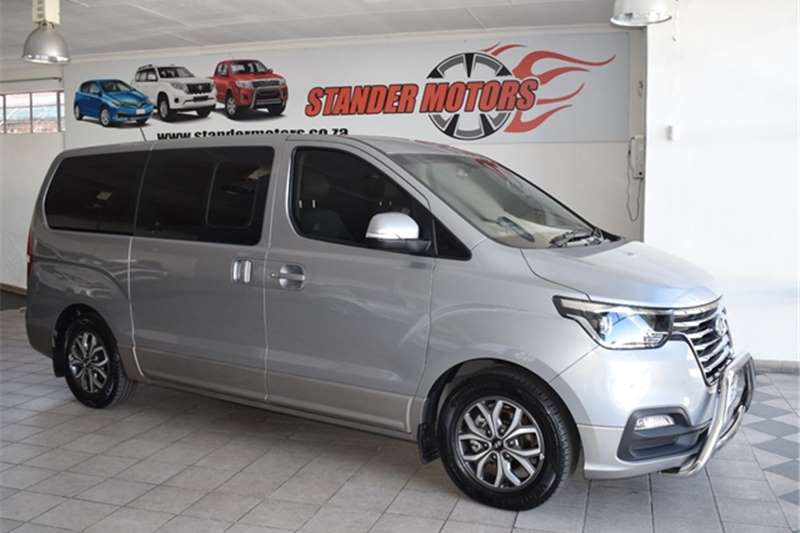 2019 Hyundai H1 H-1 2.5CRDi wagon GLS