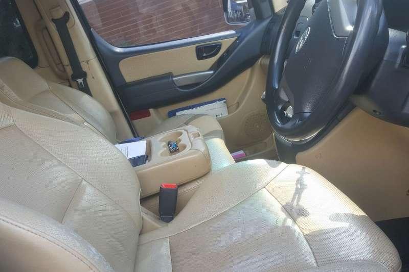 2012 Hyundai H1 H 1 2.4 wagon GLS