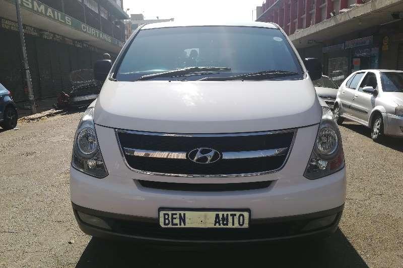 2014 Hyundai H1 H 1 2.4 wagon