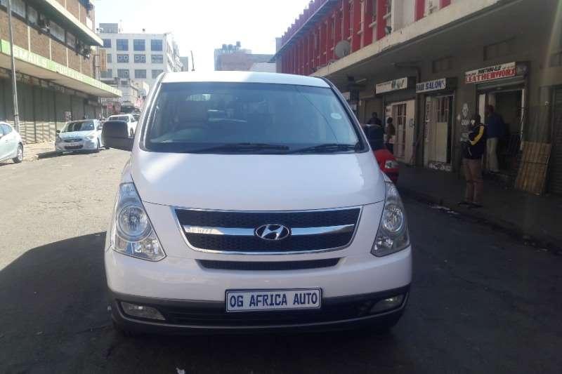 2013 Hyundai H1 H 1 2.5CRDi Multicab