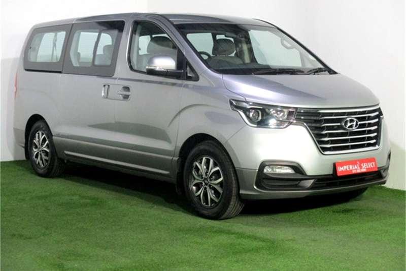 2018 Hyundai H1 H 1 2.5CRDi wagon GLS