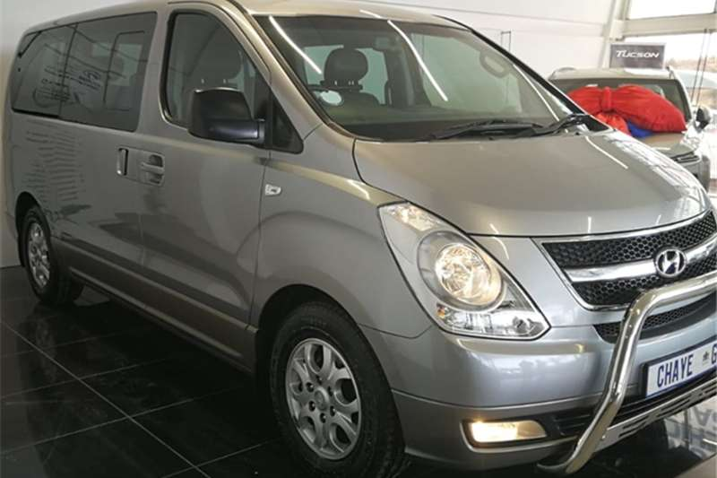 2014 Hyundai H1 H 1 2.5CRDi wagon GLS