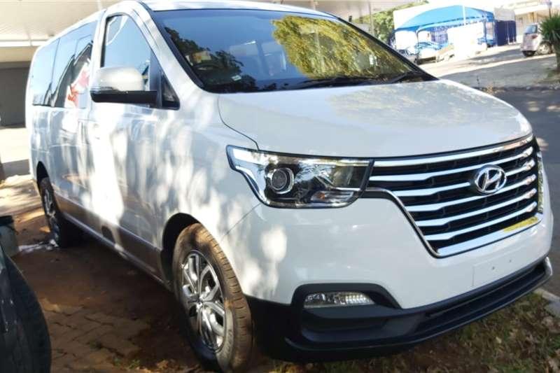 2018 Hyundai H1 H 1 2.4 wagon