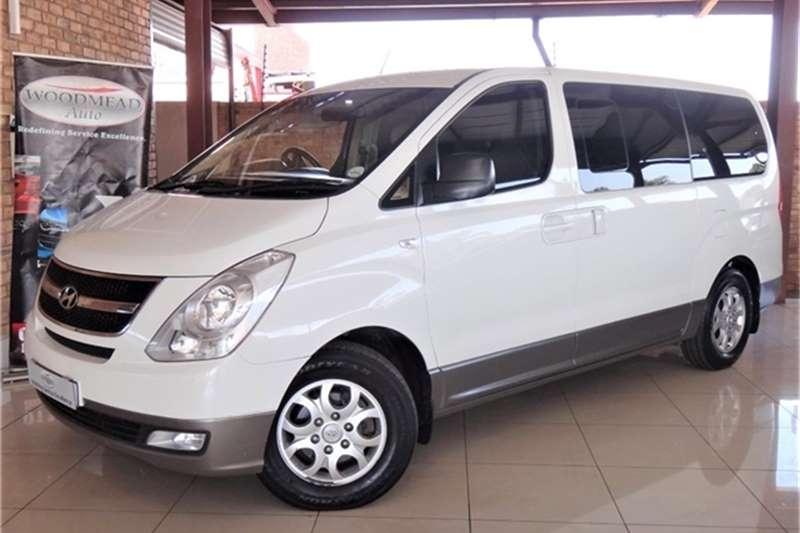 2010 Hyundai H1 H 1 2.4 wagon GLS