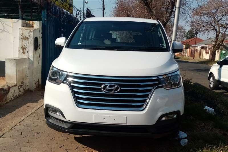 2019 Hyundai H1 H 1 2.4 Multicab GL