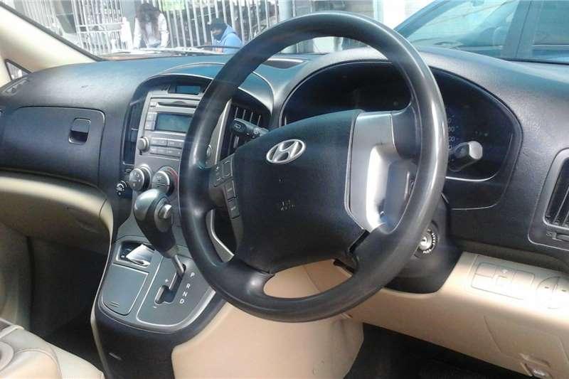 2013 Hyundai H1 H 1 2.5CRDi panel van auto