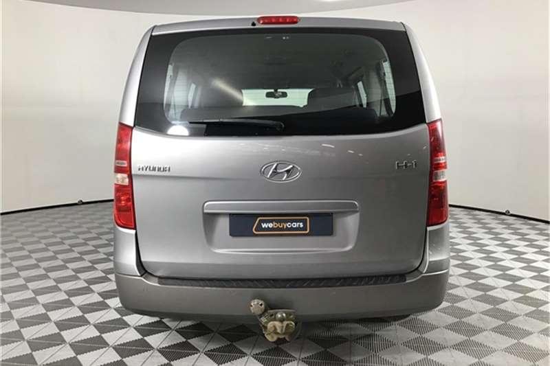 2015 Hyundai H1 H 1 2.5CRDi wagon GLS