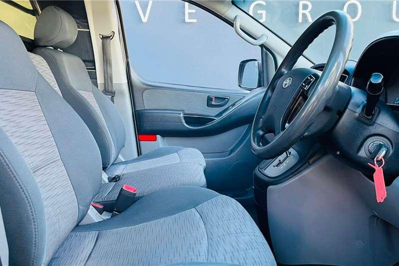 2016 Hyundai H1