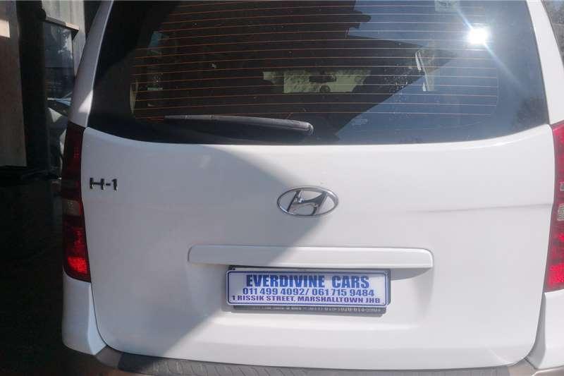 2013 Hyundai H1