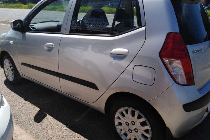 Hyundai I10 1.1 GLS 2008