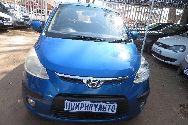 Hyundai i10 1.1 GLS 2010
