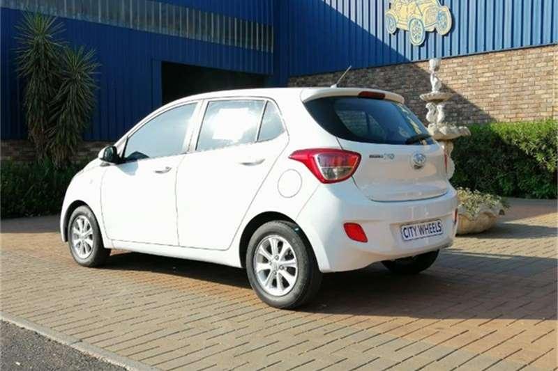 Used 2012 Hyundai I10 1.1 GLS