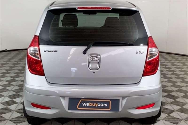 2012 Hyundai i10 i10 1.1 GLS