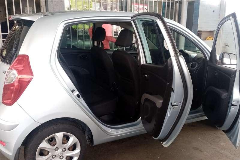 2013 Hyundai i10 i10 1.1 GLS