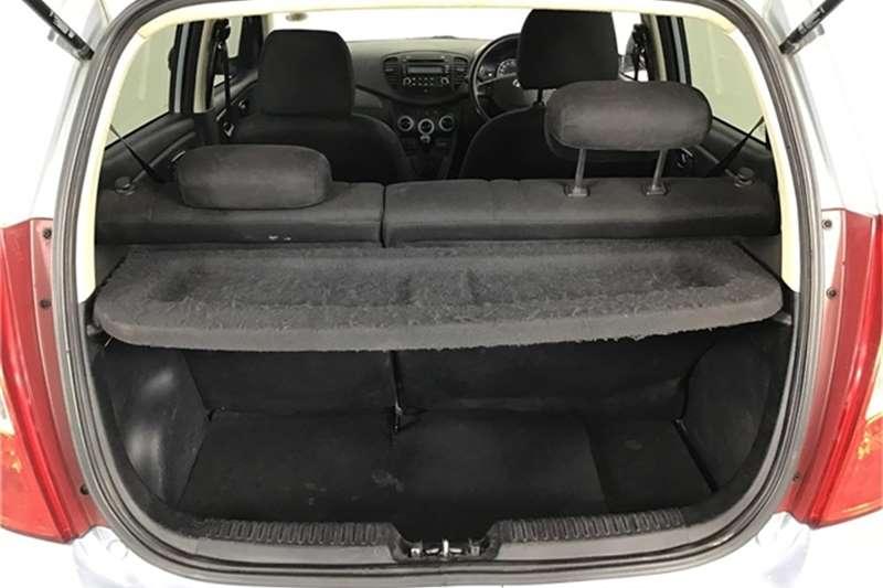 Hyundai I10 1.1 GLS 2013