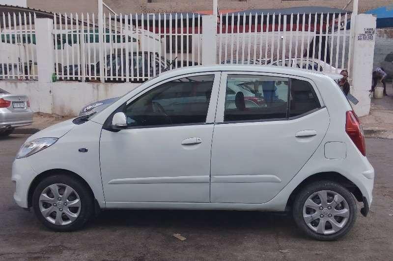 Used 2013 Hyundai I10 1.1 GLS