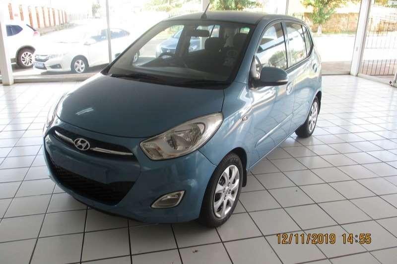 Hyundai I10 1.1 GLS 2014