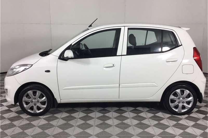 2014 Hyundai i10 i10 1.1 GLS
