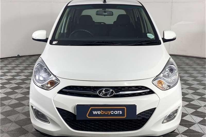 Used 2014 Hyundai I10 1.1 GLS