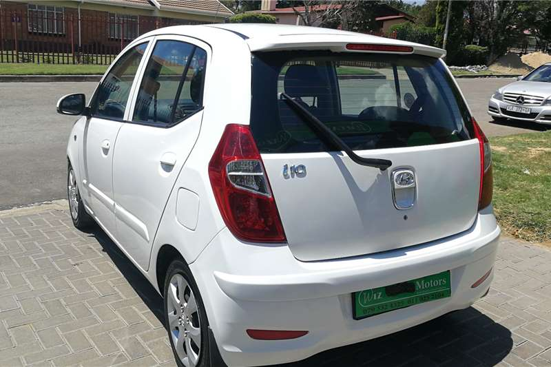 Hyundai i10 1.1 GLS 2015
