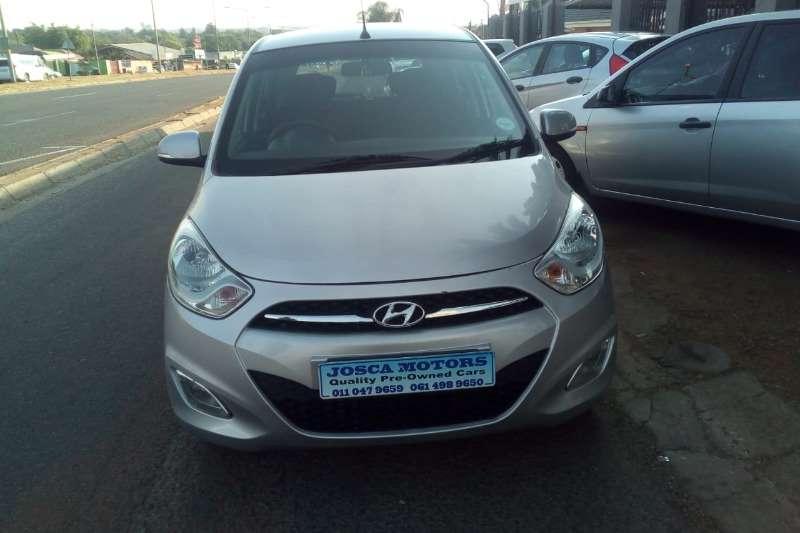 Hyundai I10 1.1 GLS 2016