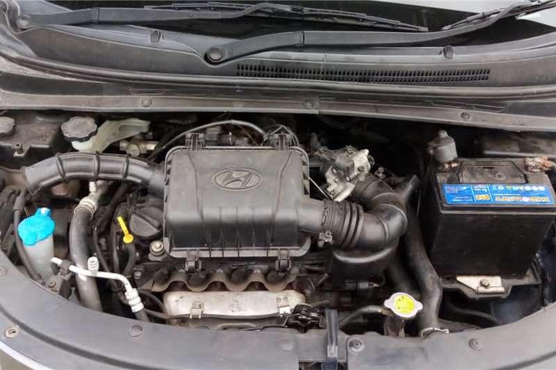 2016 Hyundai i10 i10 1.1 GLS