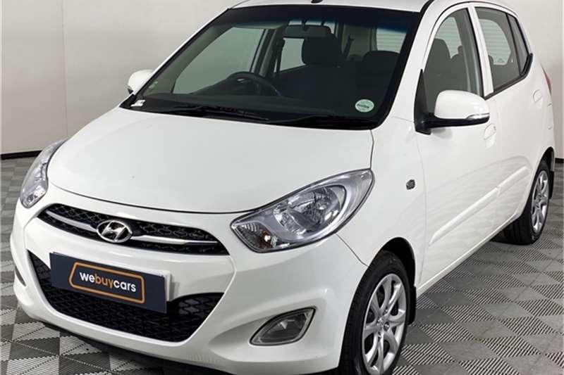 2017 Hyundai i10 i10 1.1 GLS
