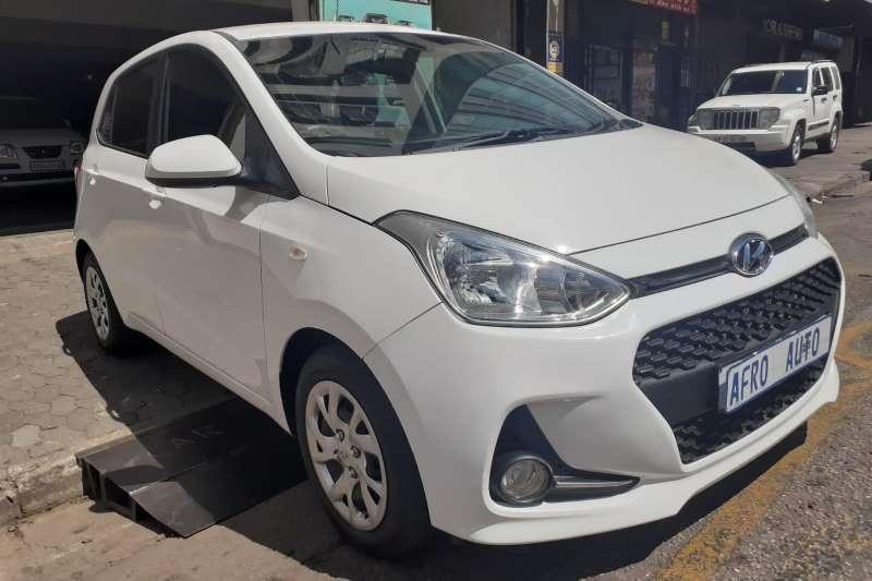 Used 2018 Hyundai I10 1.1 GLS