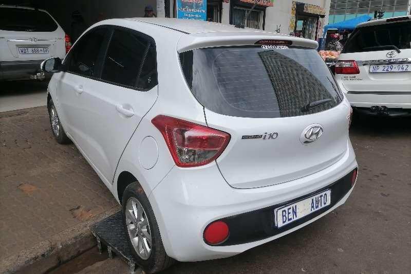 Used 2019 Hyundai I10 1.1 GLS