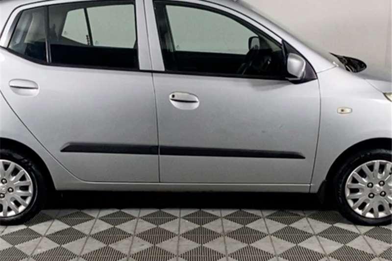 2008 Hyundai i10 i10 1.1 GLS automatic