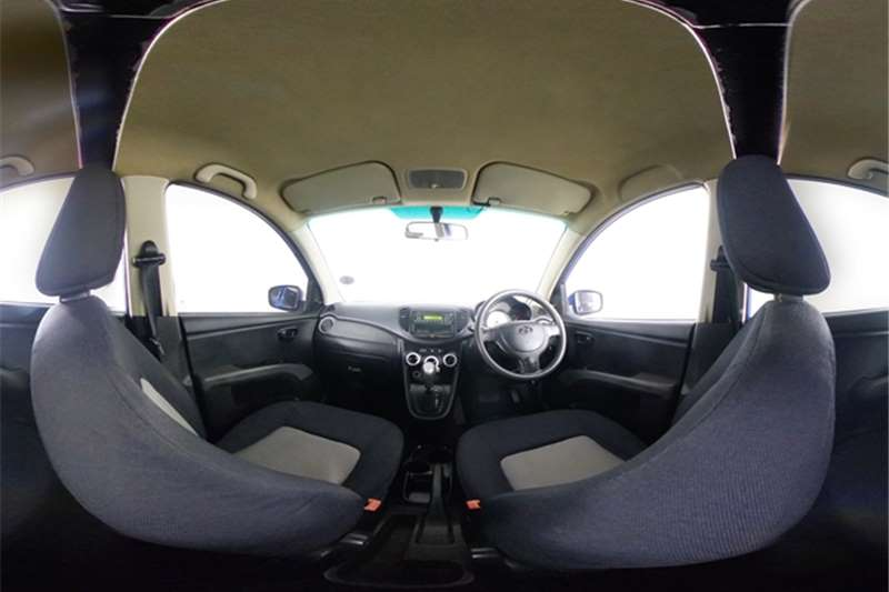 2010 Hyundai i10 i10 1.1 GLS automatic