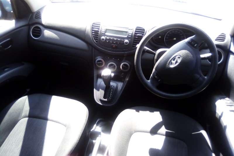 Hyundai I10 1.1 GLS automatic 2014