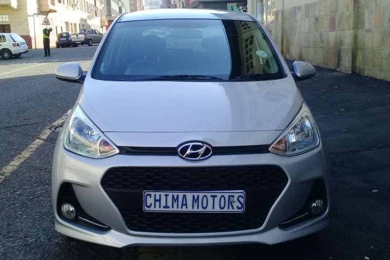Hyundai I10 1.1 GLS automatic 2018