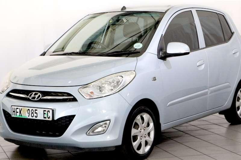 Hyundai I10 1.1 GLS/Motion 2012