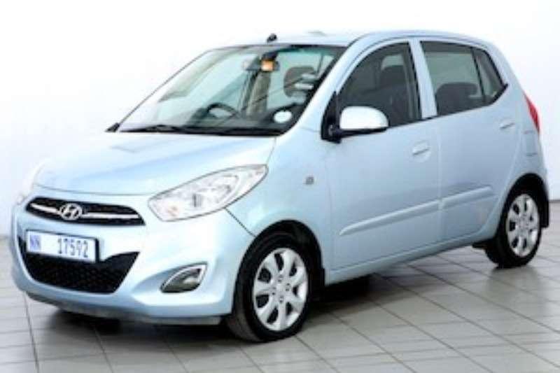 Hyundai I10 1.1 GLS/MOTION 2013