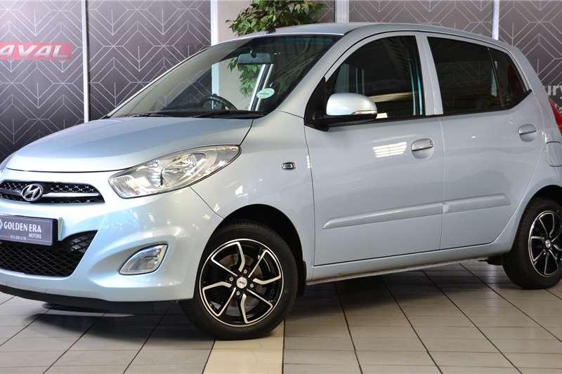 Hyundai I10 1.1 Gls Motion 2013