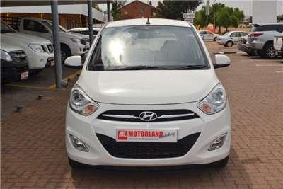 Hyundai I10 1.1 GLS/Motion 2017