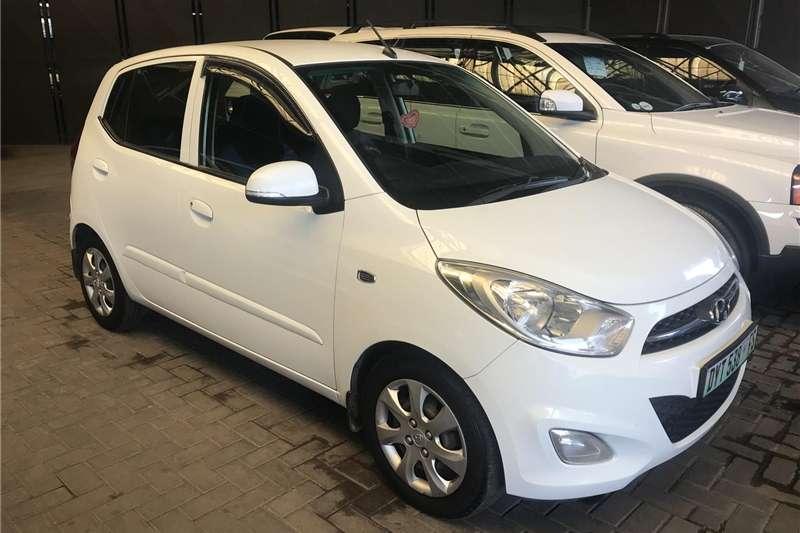 Hyundai I10 1.1 Motion 2011