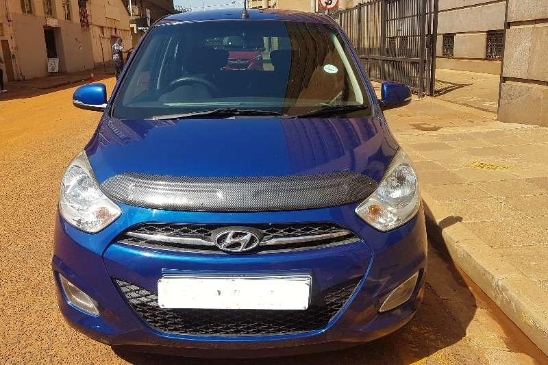 Hyundai I10 1.1 Motion 2012