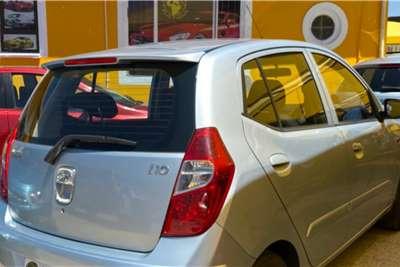 Used 2012 Hyundai I10 1.1 Motion